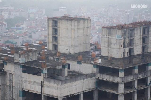 Cận cảnh dự án nghìn tỉ siêu sang, bị bỏ hoang lạnh giữa lòng Hà Nội - Ảnh 6.