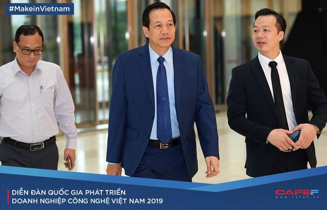 Lãnh đạo Chính phủ và nhiều doanh nghiệp lớn quy tụ tìm sáng kiến phát triển doanh nghiệp công nghệ Việt - Ảnh 7.