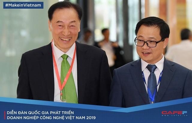Lãnh đạo Chính phủ và nhiều doanh nghiệp lớn quy tụ tìm sáng kiến phát triển doanh nghiệp công nghệ Việt - Ảnh 10.