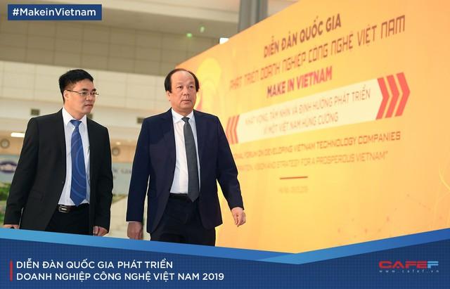Lãnh đạo Chính phủ và nhiều doanh nghiệp lớn quy tụ tìm sáng kiến phát triển doanh nghiệp công nghệ Việt - Ảnh 4.