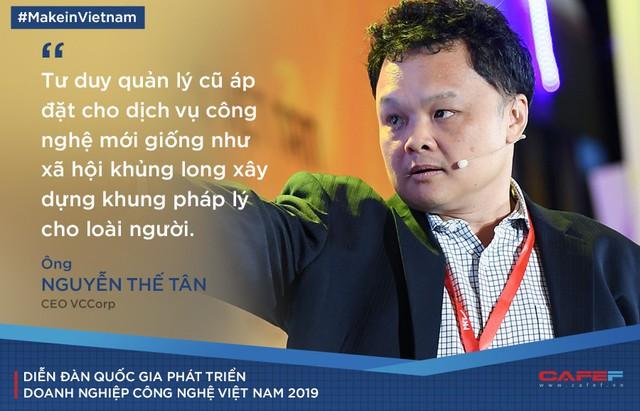 CEO VCCorp: Việt Nam có khả năng tạo ra những sản phẩm công nghệ hàng đầu không? Có khả năng, nhưng nhiều doanh nghiệp dù muốn lại không dám làm! - Ảnh 2.