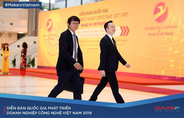 Lãnh đạo Chính phủ và nhiều doanh nghiệp lớn quy tụ tìm sáng kiến phát triển doanh nghiệp công nghệ Việt - Ảnh 11.