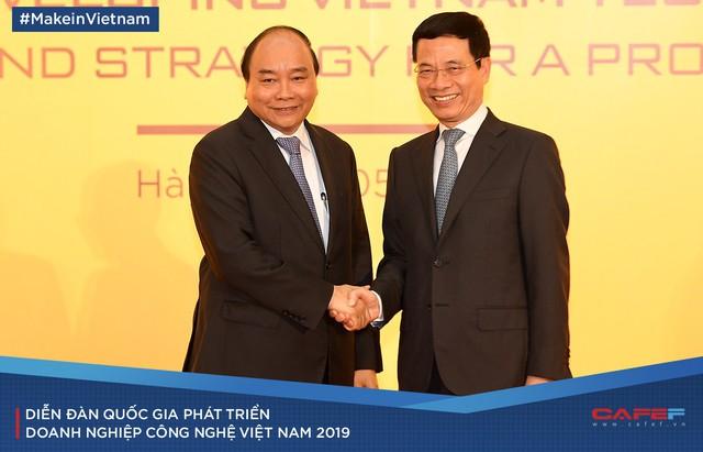 Lãnh đạo Chính phủ và nhiều doanh nghiệp lớn quy tụ tìm sáng kiến phát triển doanh nghiệp công nghệ Việt - Ảnh 2.