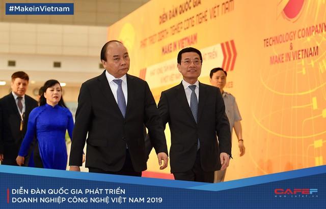 Lãnh đạo Chính phủ và nhiều doanh nghiệp lớn quy tụ tìm sáng kiến phát triển doanh nghiệp công nghệ Việt - Ảnh 1.
