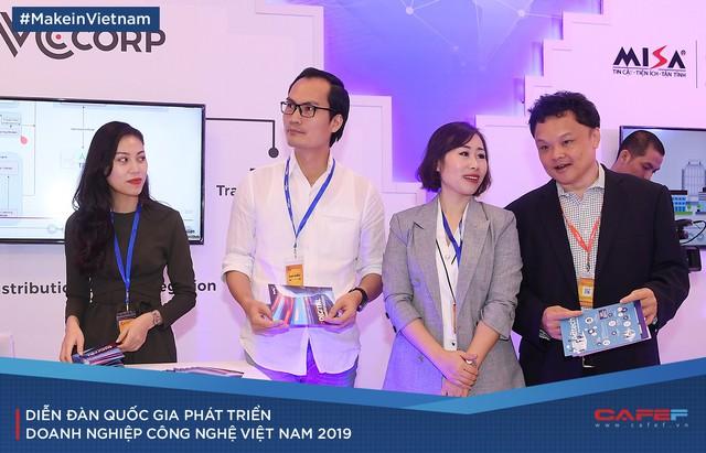 Lãnh đạo Chính phủ và nhiều doanh nghiệp lớn quy tụ tìm sáng kiến phát triển doanh nghiệp công nghệ Việt - Ảnh 18.