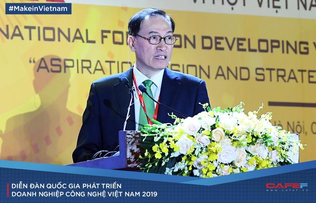 Cựu cố vấn Tổng thống Hàn Quốc bật mí bí quyết thoát bẫy thu nhập trung bình và bài học cho Việt Nam - Ảnh 1.