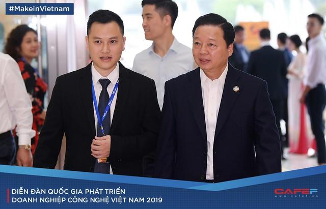 Lãnh đạo Chính phủ và nhiều doanh nghiệp lớn quy tụ tìm sáng kiến phát triển doanh nghiệp công nghệ Việt - Ảnh 6.