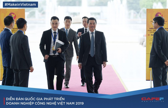 Lãnh đạo Chính phủ và nhiều doanh nghiệp lớn quy tụ tìm sáng kiến phát triển doanh nghiệp công nghệ Việt - Ảnh 3.
