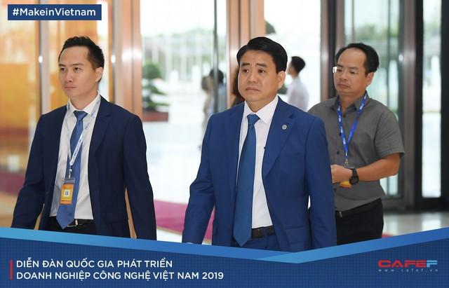 Lãnh đạo Chính phủ và nhiều doanh nghiệp lớn quy tụ tìm sáng kiến phát triển doanh nghiệp công nghệ Việt - Ảnh 8.