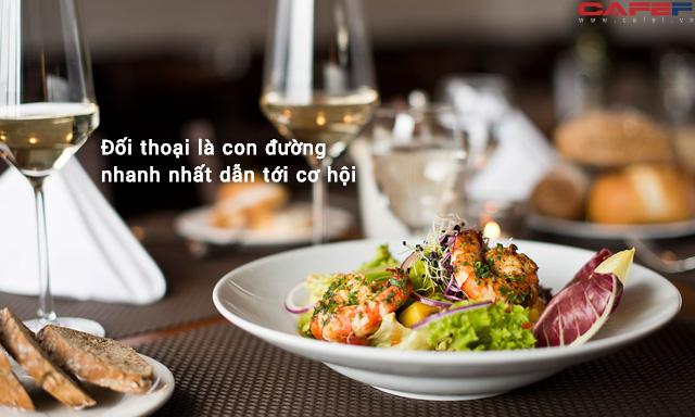 Ăn một bữa cơm cũng góp phần nhìn thấu bản chất một người, người làm được 2 điều sau trong bữa ăn sớm muộn cũng có ngày công thành danh toại - Ảnh 2.