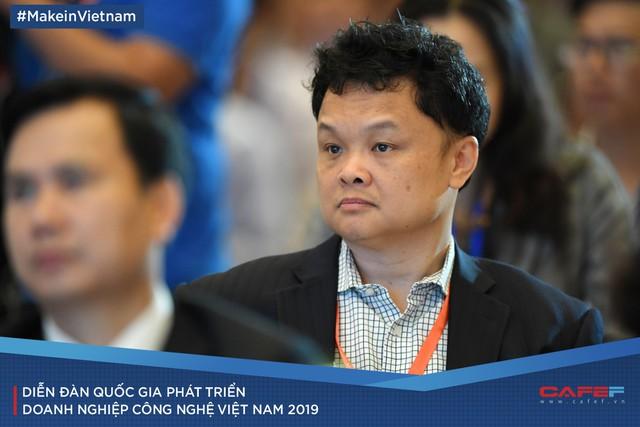 Những cung bậc cảm xúc tại Diễn đàn quốc gia Phát triển doanh nghiệp công nghệ Việt Nam 2019 - Ảnh 6.