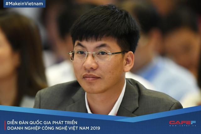 Những cung bậc cảm xúc tại Diễn đàn quốc gia Phát triển doanh nghiệp công nghệ Việt Nam 2019 - Ảnh 7.