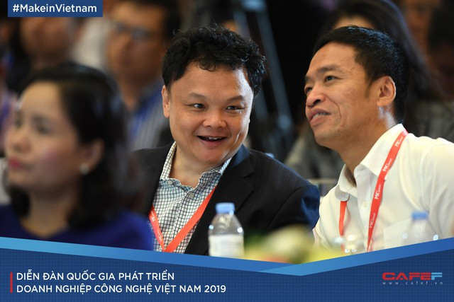 Những cung bậc cảm xúc tại Diễn đàn quốc gia Phát triển doanh nghiệp công nghệ Việt Nam 2019 - Ảnh 10.