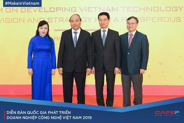 Lãnh đạo Chính phủ và nhiều doanh nghiệp lớn quy tụ tìm sáng kiến phát triển doanh nghiệp công nghệ Việt - Ảnh 9.