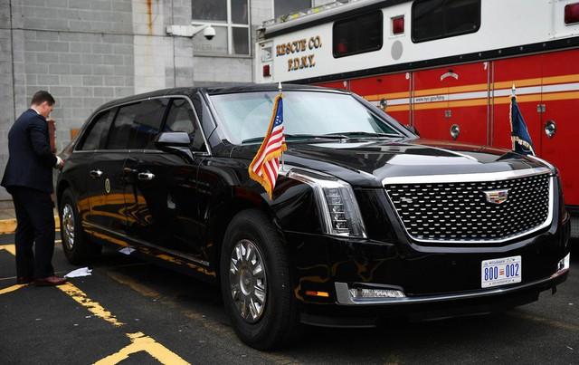 Xe tổng thống của Mỹ và Nga khác nhau như thế nào? - Ảnh 1.