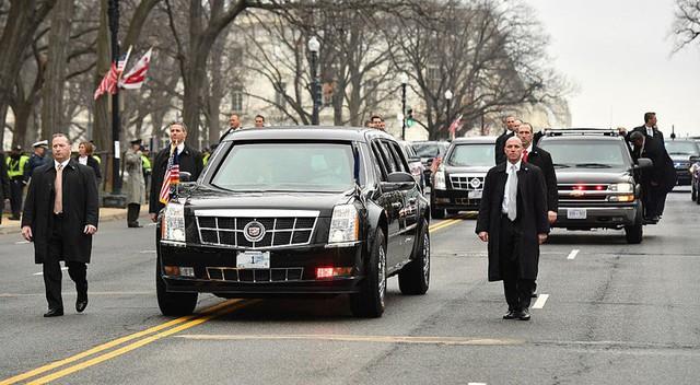 Xe tổng thống của Mỹ và Nga khác nhau như thế nào? - Ảnh 2.