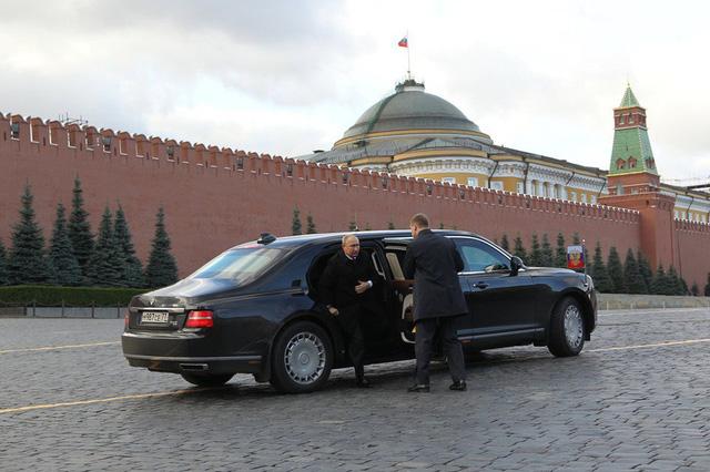 Xe tổng thống của Mỹ và Nga khác nhau như thế nào? - Ảnh 14.