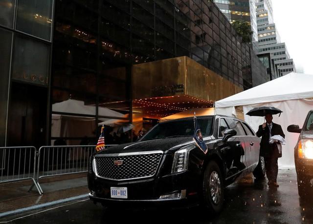 Xe tổng thống của Mỹ và Nga khác nhau như thế nào? - Ảnh 4.