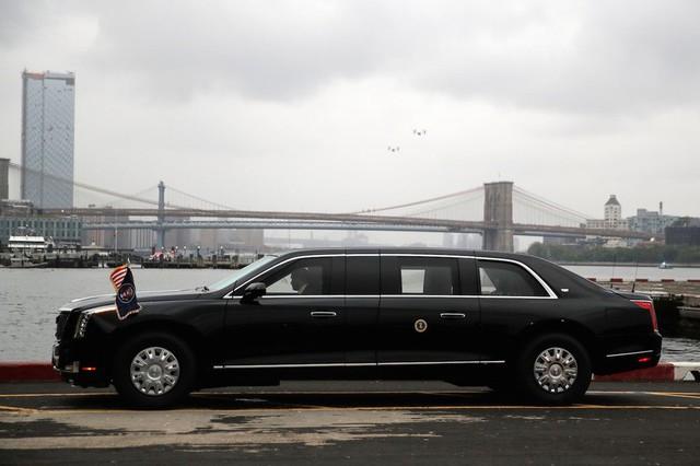 Xe tổng thống của Mỹ và Nga khác nhau như thế nào? - Ảnh 5.