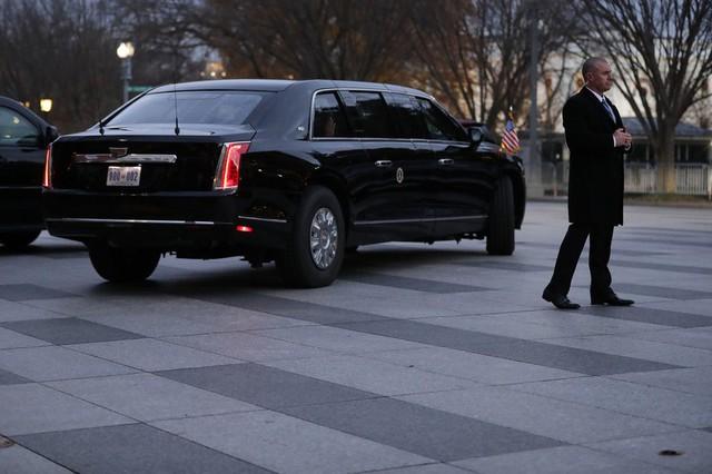 Xe tổng thống của Mỹ và Nga khác nhau như thế nào? - Ảnh 6.