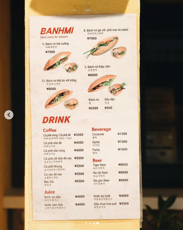 Món Việt vươn tầm quốc tế: đã có thêm bánh mì Phượng Hội An đến với Hàn Quốc - Ảnh 8.