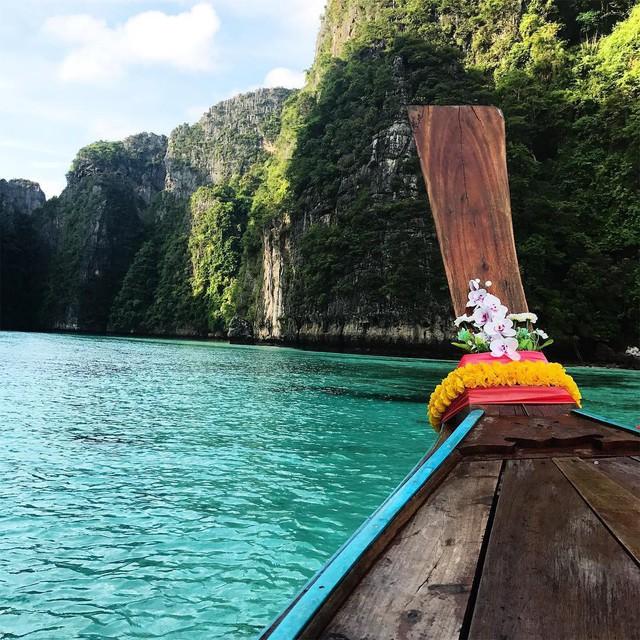 Vịnh biển nổi tiếng tại đảo Koh Phi Phi - Thái Lan cấm khách trong 2 năm tới để phục hồi hệ sinh thái - Ảnh 6.