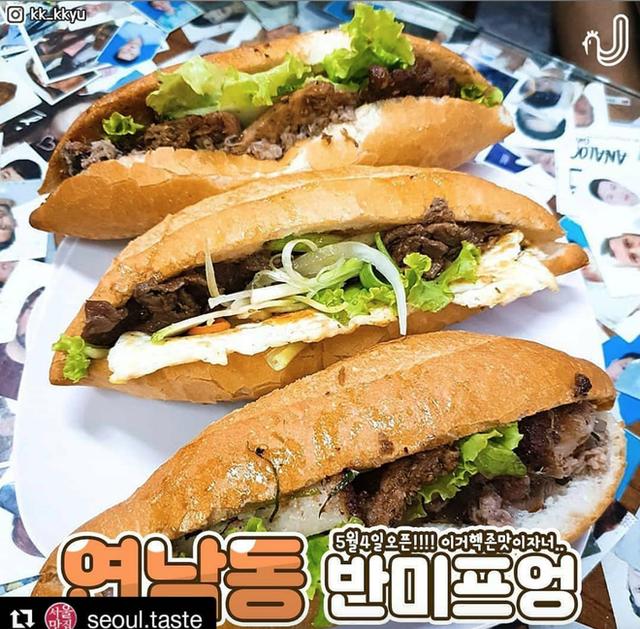 Món Việt vươn tầm quốc tế: đã có thêm bánh mì Phượng Hội An đến với Hàn Quốc - Ảnh 9.