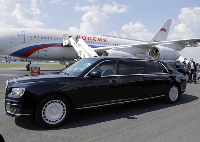 Xe tổng thống của Mỹ và Nga khác nhau như thế nào? - Ảnh 8.