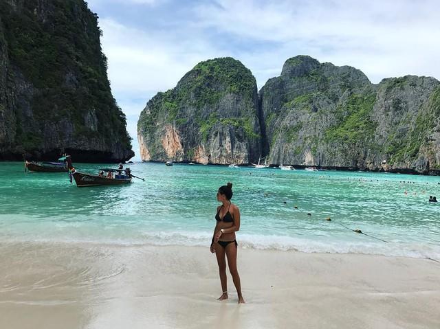Vịnh biển nổi tiếng tại đảo Koh Phi Phi - Thái Lan cấm khách trong 2 năm tới để phục hồi hệ sinh thái - Ảnh 8.