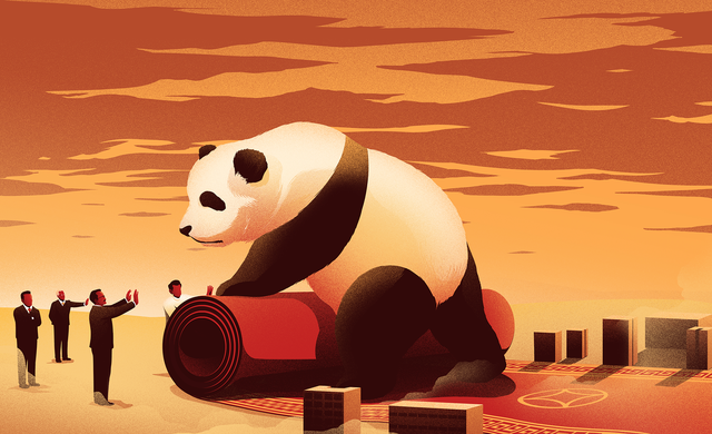 Giáo sư Đại học MIT: Vành đai và Con đường có thể trở thành cái bẫy cho chính Trung Quốc? - Ảnh 1.