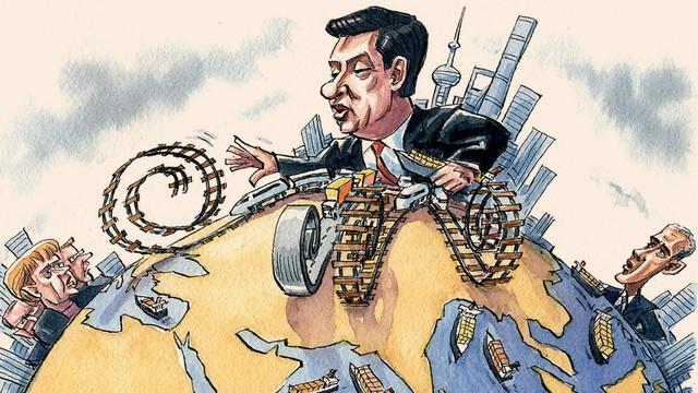 Giáo sư Đại học MIT: Vành đai và Con đường có thể trở thành cái bẫy cho chính Trung Quốc? - Ảnh 2.