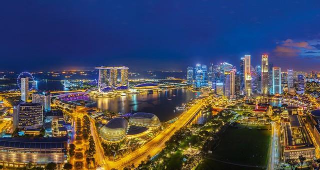 Câu chuyện xây dựng thành phố thông minh ở Singapore và hành trình của Việt Nam - Ảnh 1.