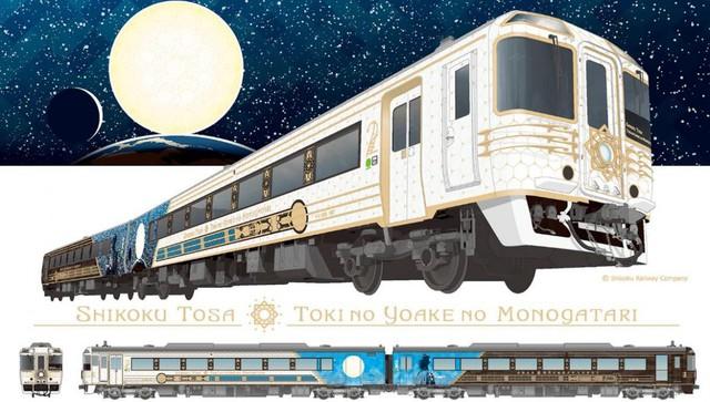 Nối tiếp truyền thống xe lửa, Nhật Bản cho ra đời chuyến tàu cực kỳ sang trọng, khám phá những khung cảnh chưa từng thấy của đất nước - Ảnh 2.