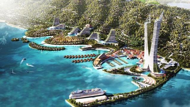 Đại kế hoạch 7 tỷ USD 10 năm tới, thuê nước ngoài tư vấn và quản lý một số lĩnh vực kinh tế biến Vân Đồn trở thành TP đáng sống của châu Á – Thái Bình Dương - Ảnh 2.