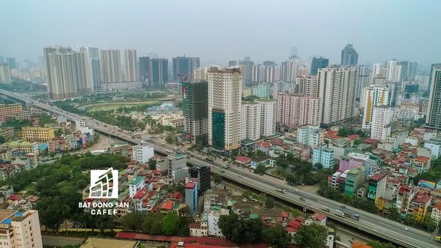 Nhìn từ trên cao, cả một rừng chung cư mọc lên ở khu trung tâm phía Tây Hà Nội - Ảnh 11.