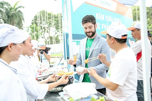 GrabFood hưởng ứng ngày An toàn thực phẩm thế giới lần đầu tiên tại Việt Nam - Ảnh 1.