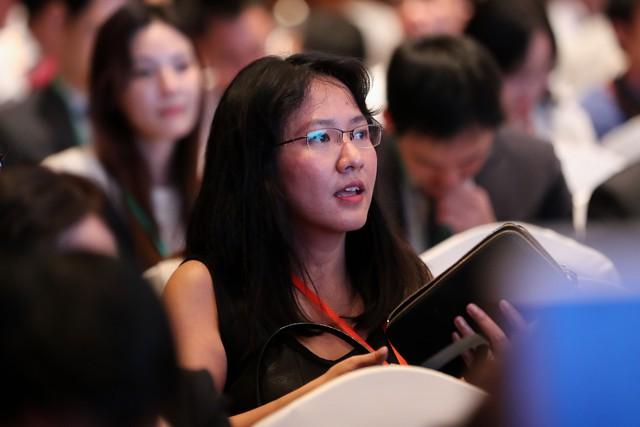 Những gương mặt nổi bật quy tụ tại Vietnam Ventures Summit 2019 - Ảnh 7.