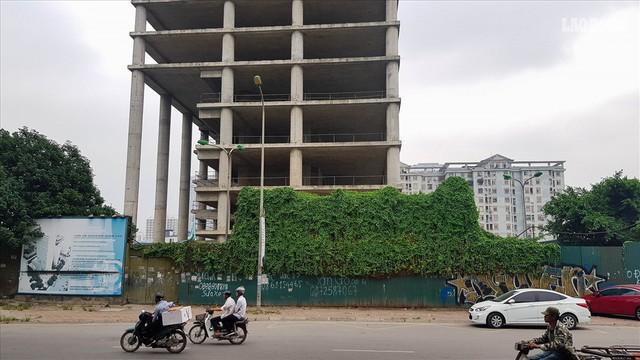 Cận cảnh tòa tháp 2700 tỉ bỏ hoang nhiều năm vừa được Vicem xin bán - Ảnh 2.