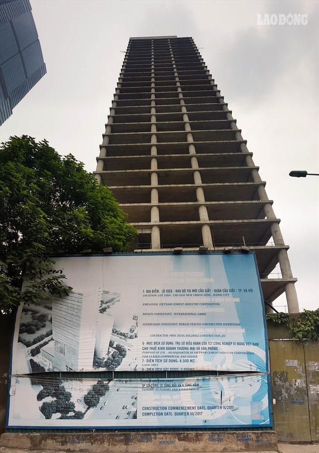 Cận cảnh tòa tháp 2700 tỉ bỏ hoang nhiều năm vừa được Vicem xin bán - Ảnh 11.
