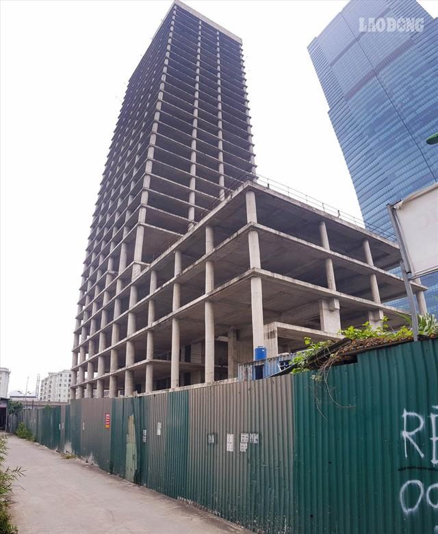 Cận cảnh tòa tháp 2700 tỉ bỏ hoang nhiều năm vừa được Vicem xin bán - Ảnh 12.