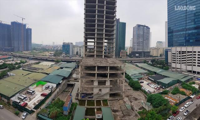 Cận cảnh tòa tháp 2700 tỉ bỏ hoang nhiều năm vừa được Vicem xin bán - Ảnh 13.
