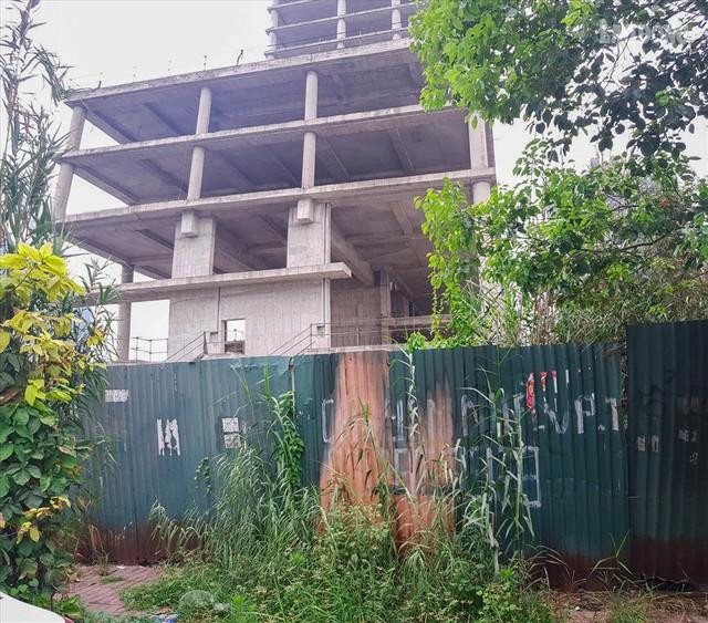 Cận cảnh tòa tháp 2700 tỉ bỏ hoang nhiều năm vừa được Vicem xin bán - Ảnh 6.