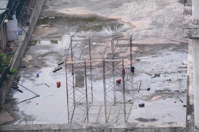 Cận cảnh tòa tháp 2700 tỉ bỏ hoang nhiều năm vừa được Vicem xin bán - Ảnh 10.