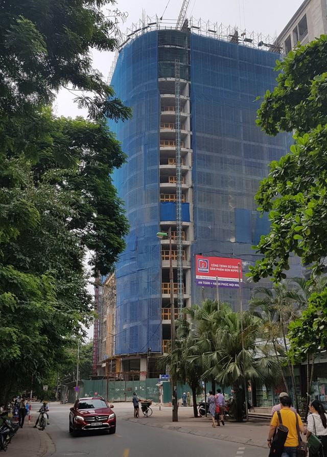 Dự án khách sạn phủ vàng đầu tiên giữa Thủ đô có giá căn hộ 6.500 USD mỗi m2 - Ảnh 2.