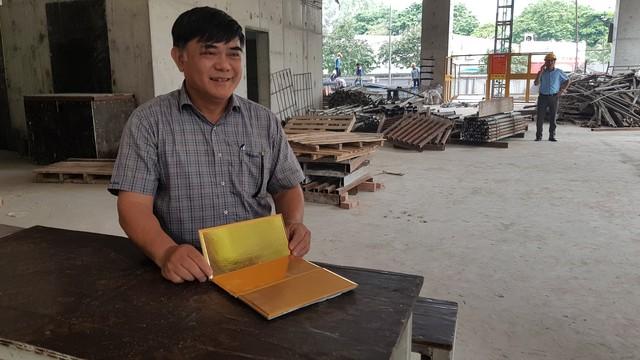 Dự án khách sạn phủ vàng đầu tiên giữa Thủ đô có giá căn hộ 6.500 USD mỗi m2 - Ảnh 1.