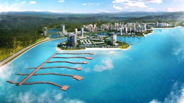 Chủ trường đầu tư dự án KĐT Hạ Long Xanh hơn 160.000 tỉ đồng tại Quảng Ninh - Ảnh 1.