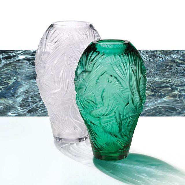 Giới thượng lưu Việt Nam choáng ngợp và thích thú trước những sản phẩm pha lê mỹ lệ của Lalique  - Ảnh 4.