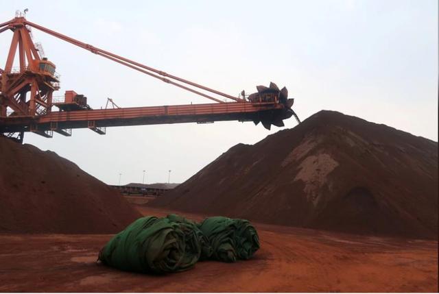 Giá quặng sắt lại vượt 100 USD/tấn - Ảnh 1.