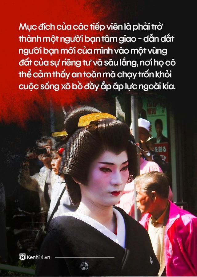 Ẩn sau vẻ đẹp chết người của một Geisha Nam: Sức quyến rũ từ lời nói đường mật thu về cả tỷ đồng mỗi đêm - Ảnh 12.
