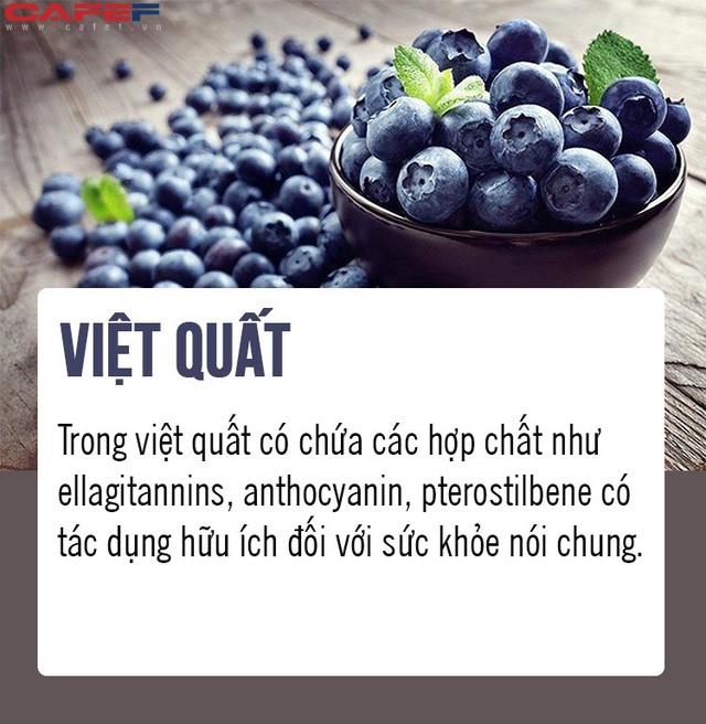 Chặn đứng ung thư từ 8 loại thực phẩm gia đình nào cũng có trong bếp: Số 5 là gia vị quen thuộc của người Việt! - Ảnh 1.